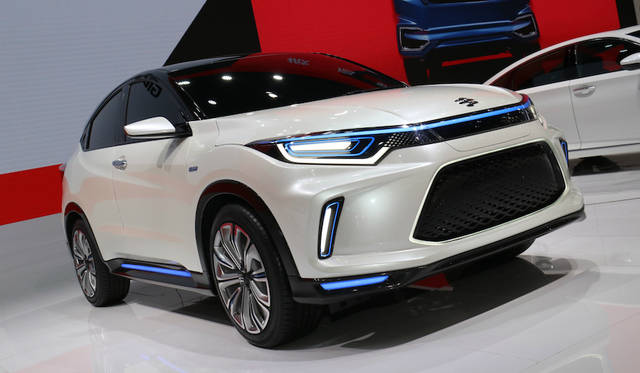 Honda Everus EV concept