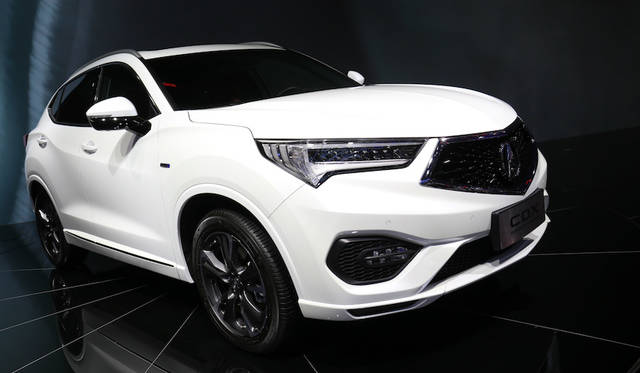 Acura CDZ Sport Hybrid