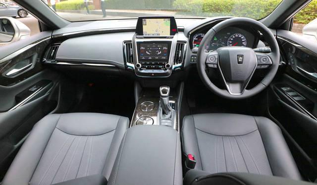 Toyota Crown G-Exclusive(V6 3.5HV)|トヨタ クラウン Gエクスクルーシブ(V6 3.5ハイブリッド)