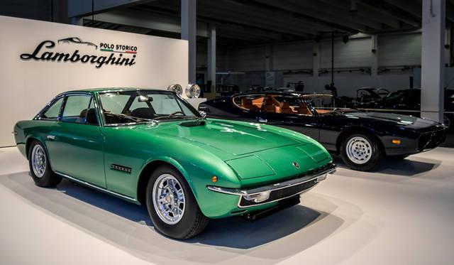 Lamborghini Islero|ランボルギーニ イスレロ