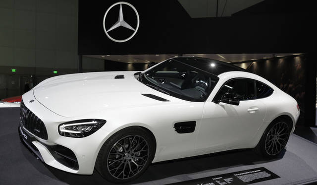 Mercedes-AMG GT Coupe|メルセデスAMG GT クーペ