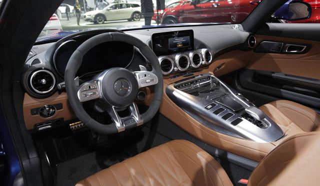 Mercedes-AMG GT C Roadster|メルセデスAMG GT C ロードスター