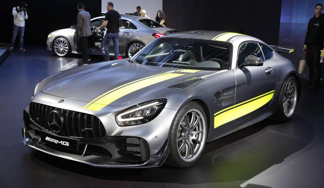 Mercedes-AMG GT R Pro|メルセデスAMG GT R プロ