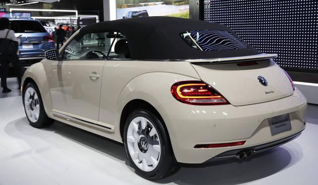 Volkswagen The Beetle Cabriolet フォルクスワーゲン ザ ビートル カブリオレ