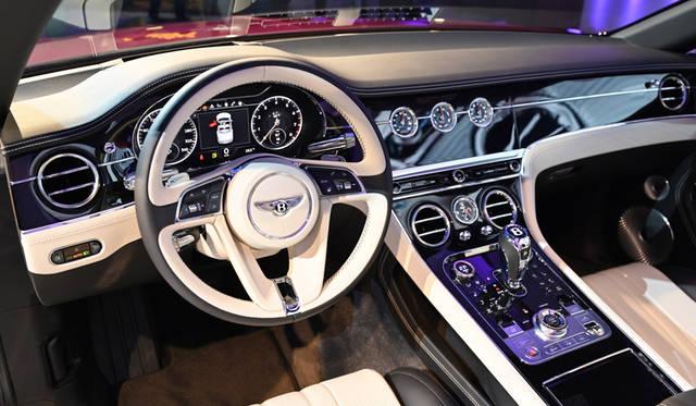 Bentley Continental GT Convertible<br> ベントレー コンチネンタル GT コンバーチブル<br>