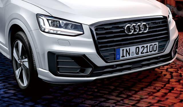 Audi Q2 #black styling アウディ Q2  #ブラックスタイリング