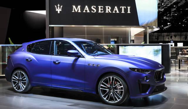 Maserati Levante Trofeo Launch edition|マセラティ レヴァンテ トロフェオ ローンチエディション