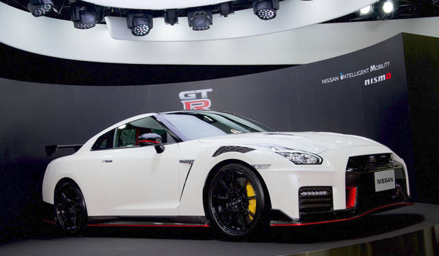 Nissan GT-R NISMO|日産GT-R ニスモ