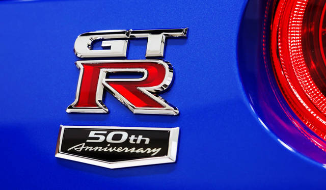 Nissan GT-R 50th Anniversary|日産GT-R 50th Anniversary