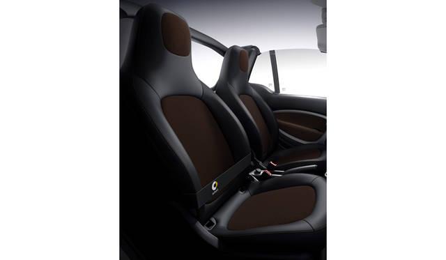 smart fortwo BlackSilver edition|スマート フォーツー ブラックシルバー エディション<br>Smart cabrio WhiteBrown edition|スマートカブリオ ホワイトブラウン エディション