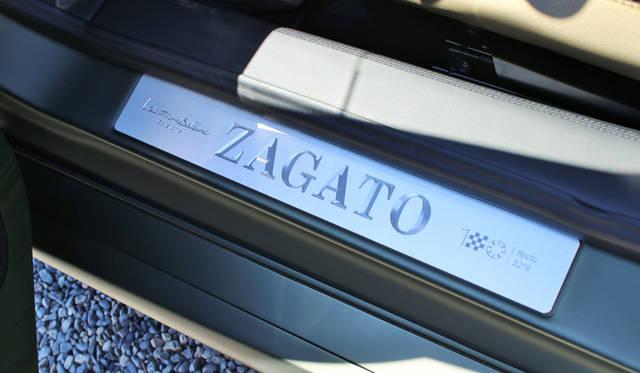 ランボルギーニ5-95ザガート100thアニバーサリー