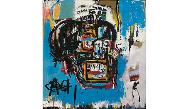 ジャン=ミシェル・バスキア Untitled, 1982 Yusaku Maezawa Collection, Chiba Artwork © Estate of Jean-Michel Basquiat. Licensed by Artestar, New York