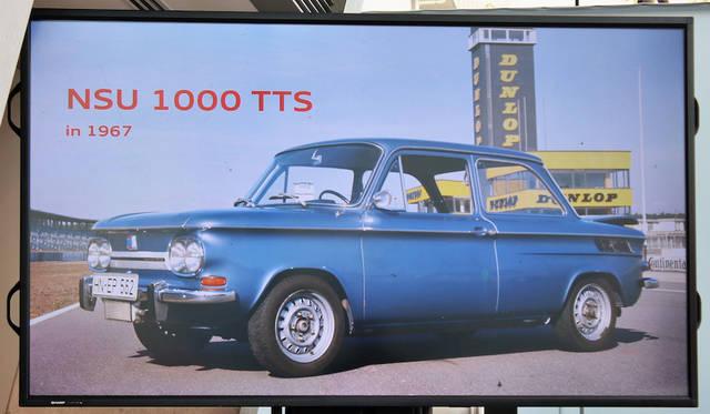 NSU 1000TTS(1967年)
