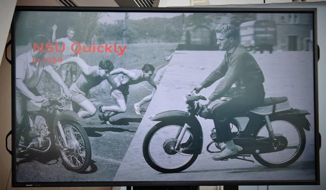 NSU Qiuckly|NSU クイックリー(1959年)