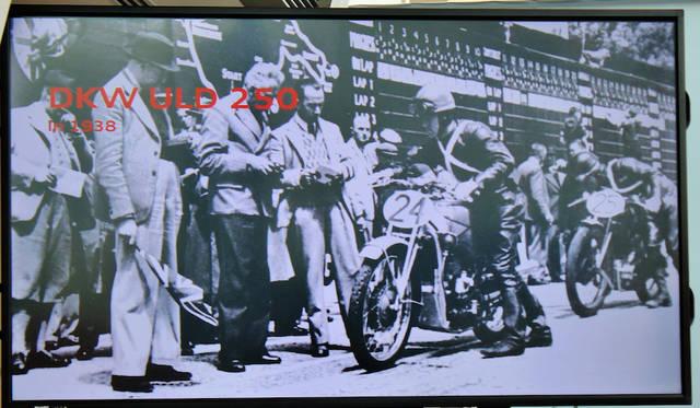 DKW ULD250 (1938年)