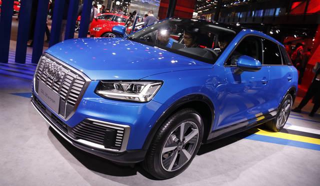 Audi Q2L e-tron