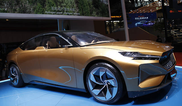 Grove Concept by Pininfarina