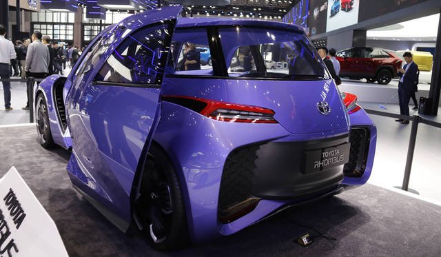 Toyota Rohmbus