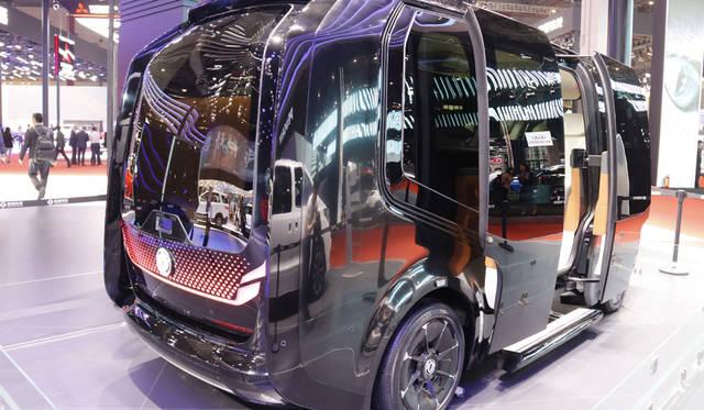 Dongfeng Sharing Van