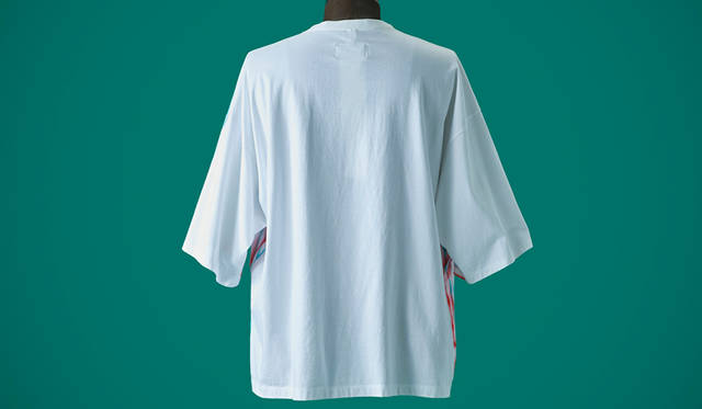 ol.44「東京ブランドのTシャツ」doublet|ダブレット