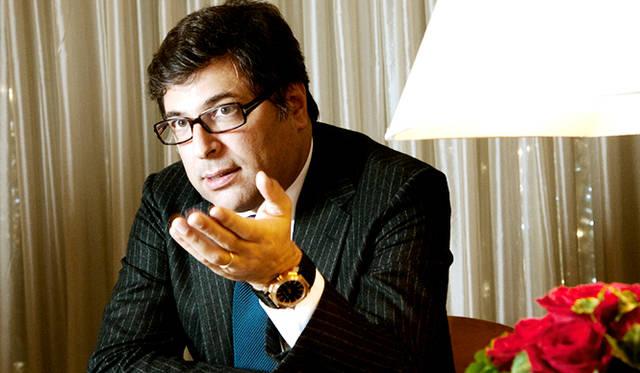 「1月にジュネーブで新作を発表する予定がある」と語るグイド・テレーニ氏。