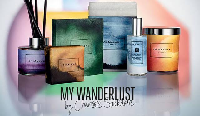 「マイ ワンダーラスト。~旅への強い憧れ、旅先へ誘う香り。」