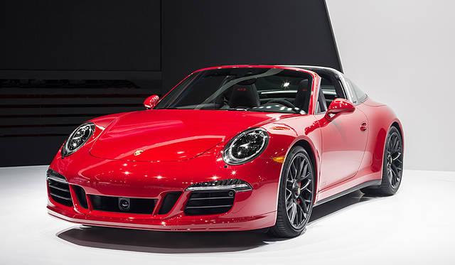 Porsche 911 Targa 4 GTS|ポルシェ 911 タルガ4 GTS