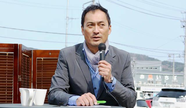 一流の仕事をする前川さんへのさまざまな角度から質問を投げかける渡辺謙さんの博識と、海の男へのリスペクトを対談中、常に感じた