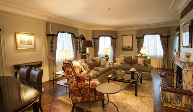 The Dorchester|ザ・ドーチェスター<br>用意されるスイートルームは全部で50室以上