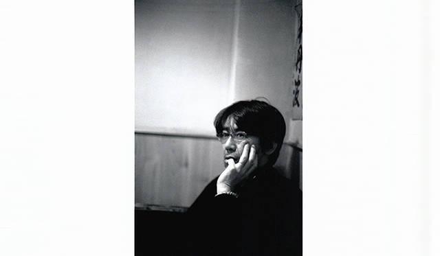映画監督の諏訪敦彦さん ⓒVincent Soulié