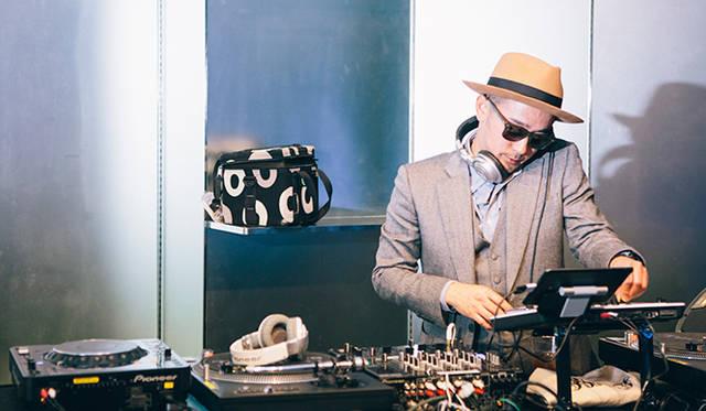 DJ伊藤陽一郎氏