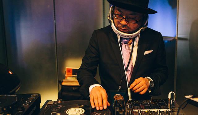 DJ須永辰緒氏