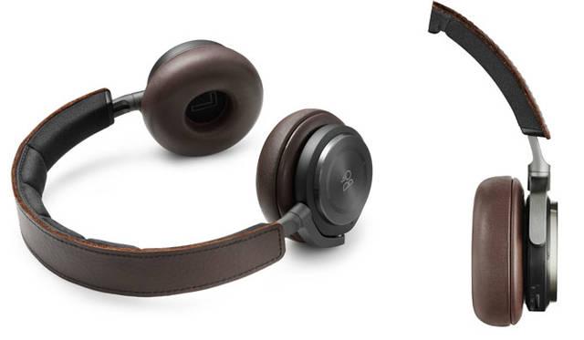 アクティブノイズキャンセレーション機能搭載ワイヤレスヘッドフォン「BeoPlay H8」