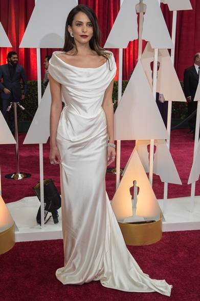 <strong>Genesis Rodriguez|ジェネシス・ロドリゲス</strong></br></br>  映画『Run All Night』に出演するアメリカ女優のジェネシス・ロドリゲス。
