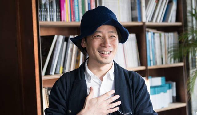 建築家、谷尻 誠氏