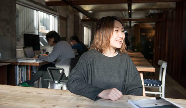 建築家、吉田 愛さん