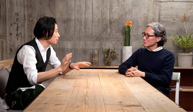 ドイツのプロダクトには、バウハウスデザインは密接な関係があると語る谷尻氏