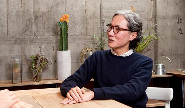 アップルコンピュータを愛用する柴田氏は、当時のアップルデザインに衝撃を受けたという