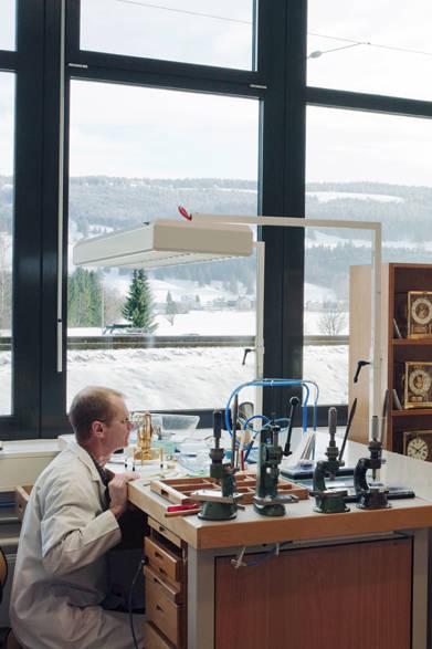 スイス・ジュウ渓谷における初のマニュファクチュールとして1866年に創業したジャガー・ルクルト。今日でも、設計から製造までを一貫しておこなう世界屈指の時計ブランドとして、進化をつづける