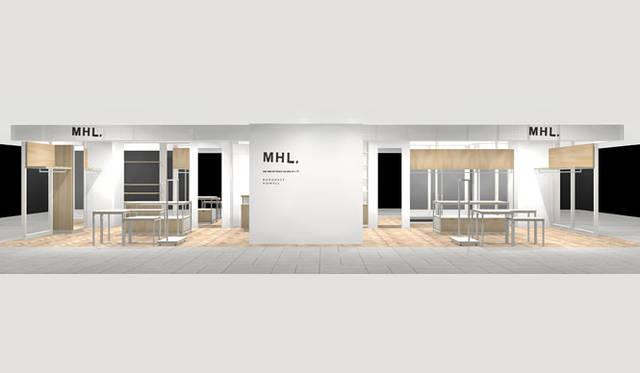 「MHL. 有楽町ルミネ」ショップイメージ