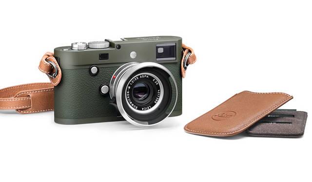 フルサイズセンサー搭載レンジファインダー式デジタルカメラ「ライカM-P(Typ240)」特別限定モデル「ライカM-P サファリセット」