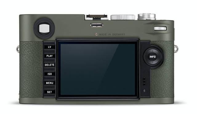 特別限定モデル「ライカM-P サファリセット」