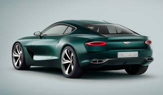 Bentley EXP 10 Speed 6 |ベントレー EXP 10 スピード6