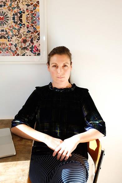 Lonelyオーナー兼デザイナーのヘレン・モリス