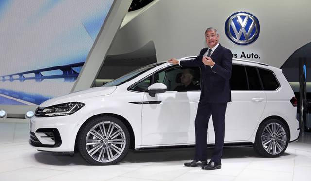 Volkswagen Touran フォルクスワーゲン トゥーラン