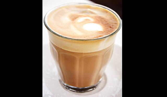 <br /> のんびりとレイドバックしたオーストラリアらしい雰囲気なかで飲むコーヒーはまた格別