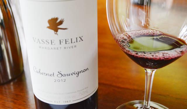 <br /> 安定のすばらしきカベルネ・ソーヴィニヨン。オーストラリアのワイン通は「キャブソーヴ」と縮めて呼ぶ