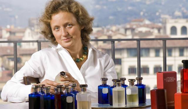 <strong>LORENZO VILLORESI|ロレンツォ・ヴィロレッツィ</strong><br />ロレンツォ氏の妻でビジネスパートナーのルドビカさん