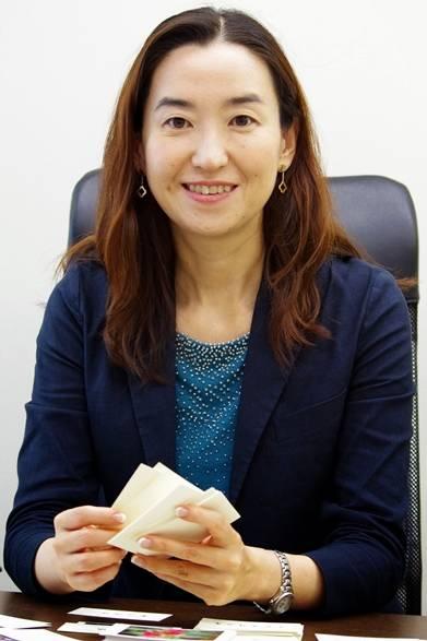 小泉祐貴子((株)セントスケープ・デザインスタジオ代表取締役)