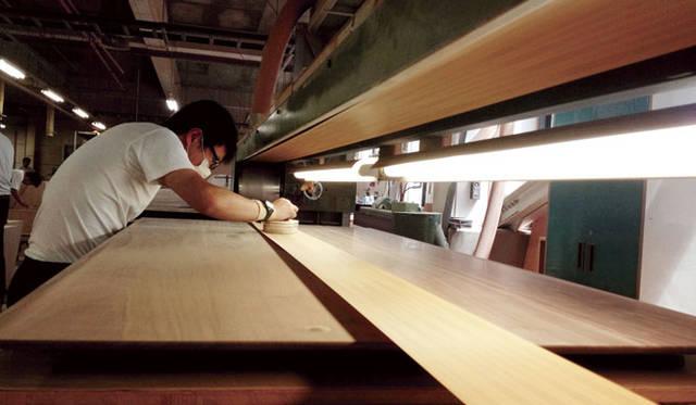 <strong>ASAHIKAWA DESIGN WEEK</strong><br />「ASAHIKAWA DESIGN WEEK 2015」 期間中は、旭川の技術、技能が感じ取れる各社のファクトリーツアーも実施